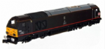 Dapol DA2D-010-008 Class 67 006 Royal Sovereign DB Royal Claret